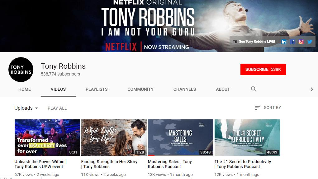 Best YouTube Channels Every Entrepreneur Should Follow