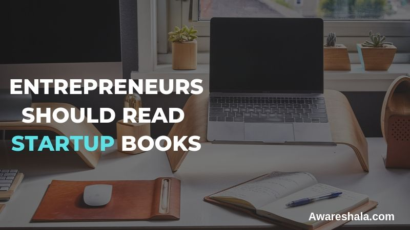 entrepreneurs should read startup books