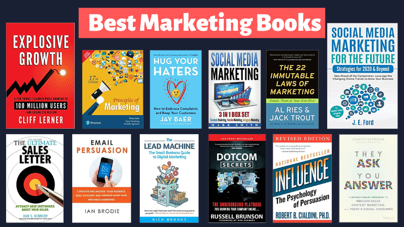 best marketing books